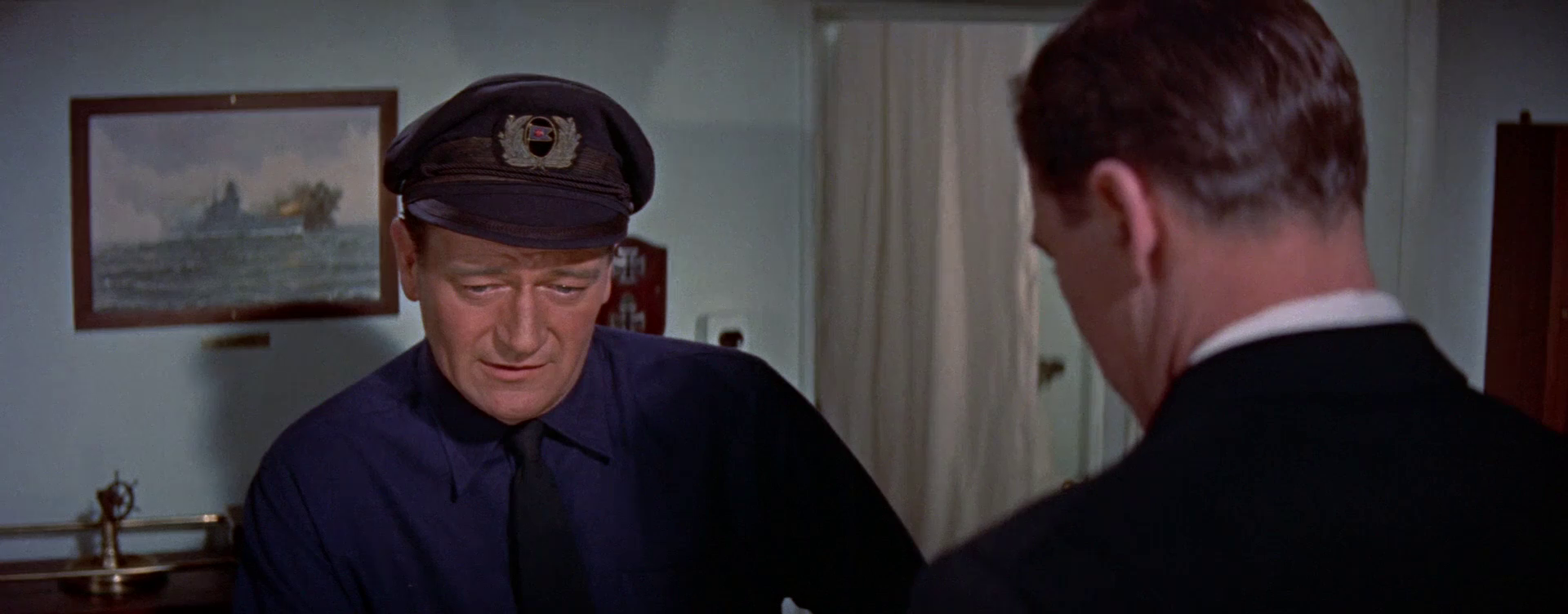 the sea chase 1955 film